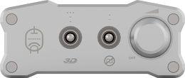 iFi Audio Micro iTube Vue de face