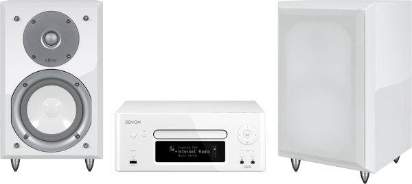 Denon Ceol N8 / Eltax Monitor Vue principale