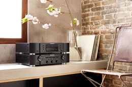 Marantz PM-6006 + CD-6006 Mise en situation 1