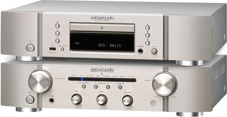 CD-6006 Silver Gold + PM-6006 Silver Gold