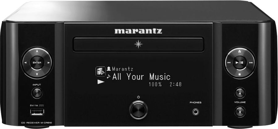 marantz m cr610 amplis connect s son vid. Black Bedroom Furniture Sets. Home Design Ideas