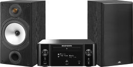 Marantz 611 / Monitor Audio MR2