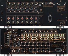 Marantz MM8077/AV8801 Vue arrière