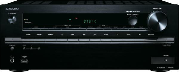 Onkyo TX-NR646 Vue principale