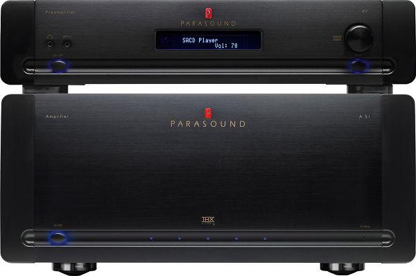Parasound AP751 Vue principale