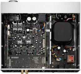 Pioneer U-05-S / Sennheiser HD-800 Vue intérieure