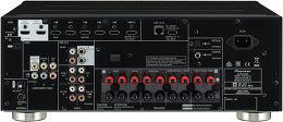 Pioneer VSX-924 Vue arrière