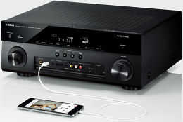 Yamaha MusicCast RX-A1050
