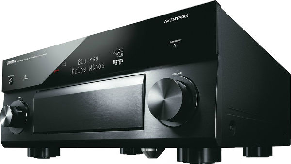 Yamaha MusicCast RX-A3050 Vue principale