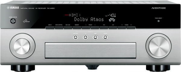 Yamaha MusicCast RX-A850 Vue principale