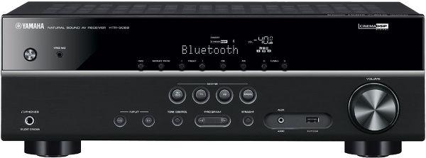 Yamaha HTR-3068 Vue principale