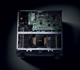 Yamaha RX-A3040 Vue intérieure
