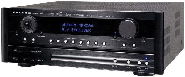 Anthem MRX500 Vue principale