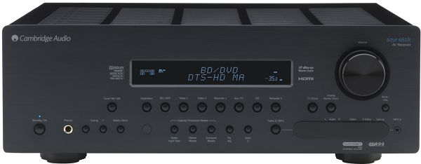 Cambridge Audio 651R Vue principale