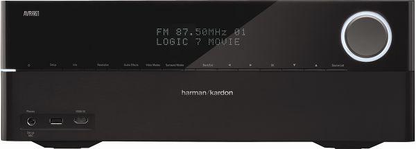 Harman Kardon AVR-270 Vue principale