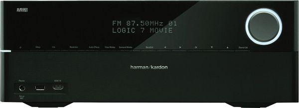 Harman Kardon AVR-370 Vue principale