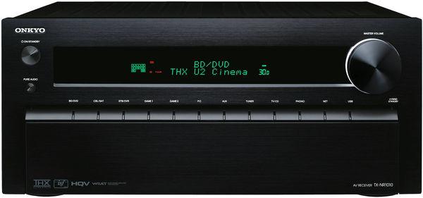Onkyo TX-NR1010 Vue principale