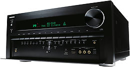 Onkyo TX-NR5010 Vue 3/4 droite