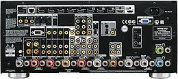 Onkyo TX-NR5010 Vue arrière