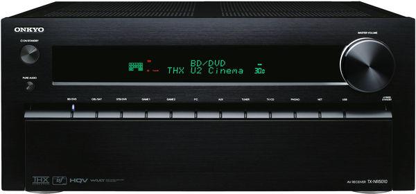 Onkyo TX-NR5010 Vue principale