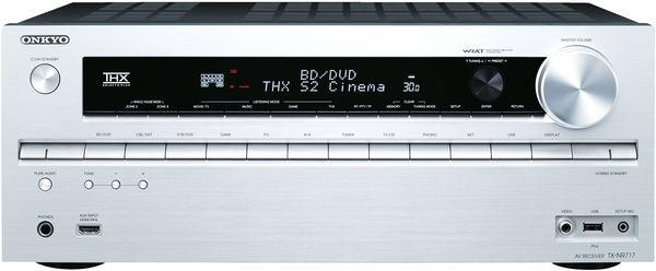 Onkyo TX-NR717 Vue principale
