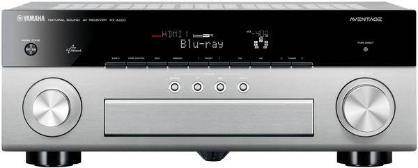 Yamaha RX-A820 Vue principale
