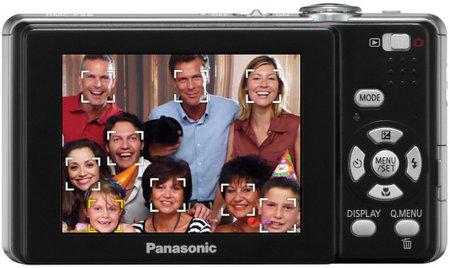 Détection de visages - Panasonic DMC-FS6