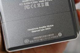 FiiO X7 II AM3A Vue Accessoire 2