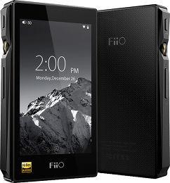 FiiO X5 III Vue de détail 2