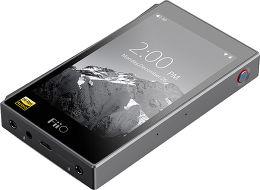 FiiO X5 III Vue de détail 1