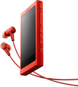 Sony NW-A35H Rouge