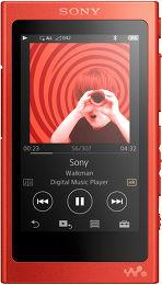 Sony NW-A35 Vue de face