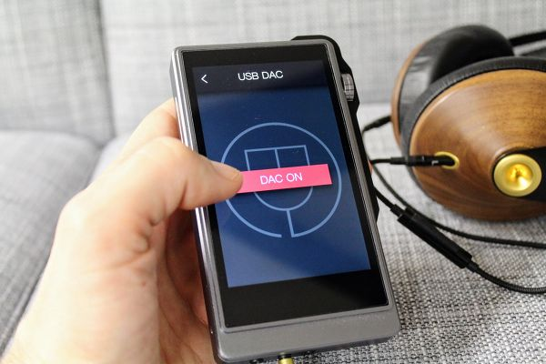iBasso DX200 mode DAC USB