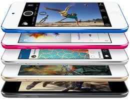 Apple iPod touch 6G Mise en situation 2