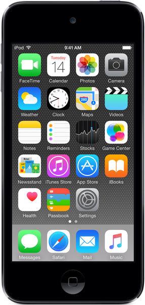 Apple iPod touch 6G Vue principale