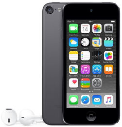 Apple iPod touch 6G Mise en situation 1