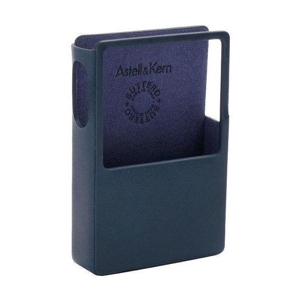 Étuis et protections Astell&Kern Étui cuir pour AK120 II Bleu