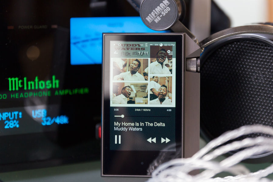 Test Astell&Kern AK240
