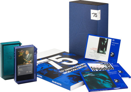 Astell&Kern AK240 Blue Note 75th Anniversary Special Edition