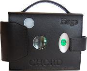 Chord Electronics Etui cuir Noir Hugo