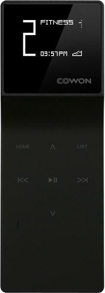 Cowon iAudio E3 Vue principale