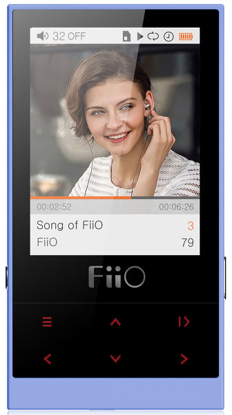 FiiO M3 (avec emplacement SDcard 64go) Image