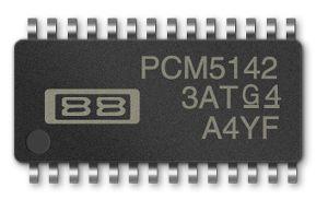 TI Burr Brown PCM5142