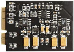 HiFiMAN HM-650 Vue intérieure