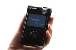 HiFiMAN HM-901 et Balanced Card Mise en situation 1