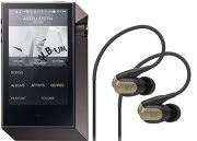 Astell&Kern AK240 + Westone W60 Signature Series