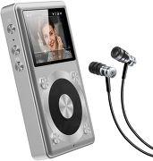Fiio X1 Silver + EPH100