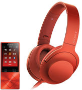 Sony NW-A25 + MDR-100AAP