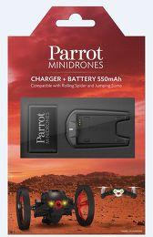 Chargeur et batterie pour Rolling Spider et Jumping Sumo Vue Packaging