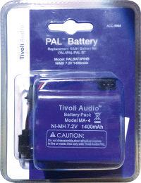 Tivoli Pal Batterie Vue principale